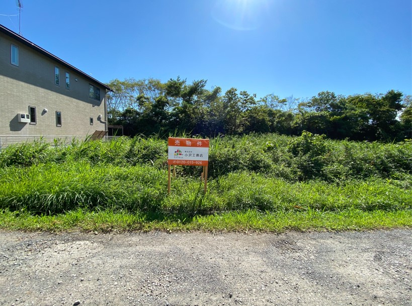中の島小・茂原南中学区!有効面積約90坪の閑静な住環境です!