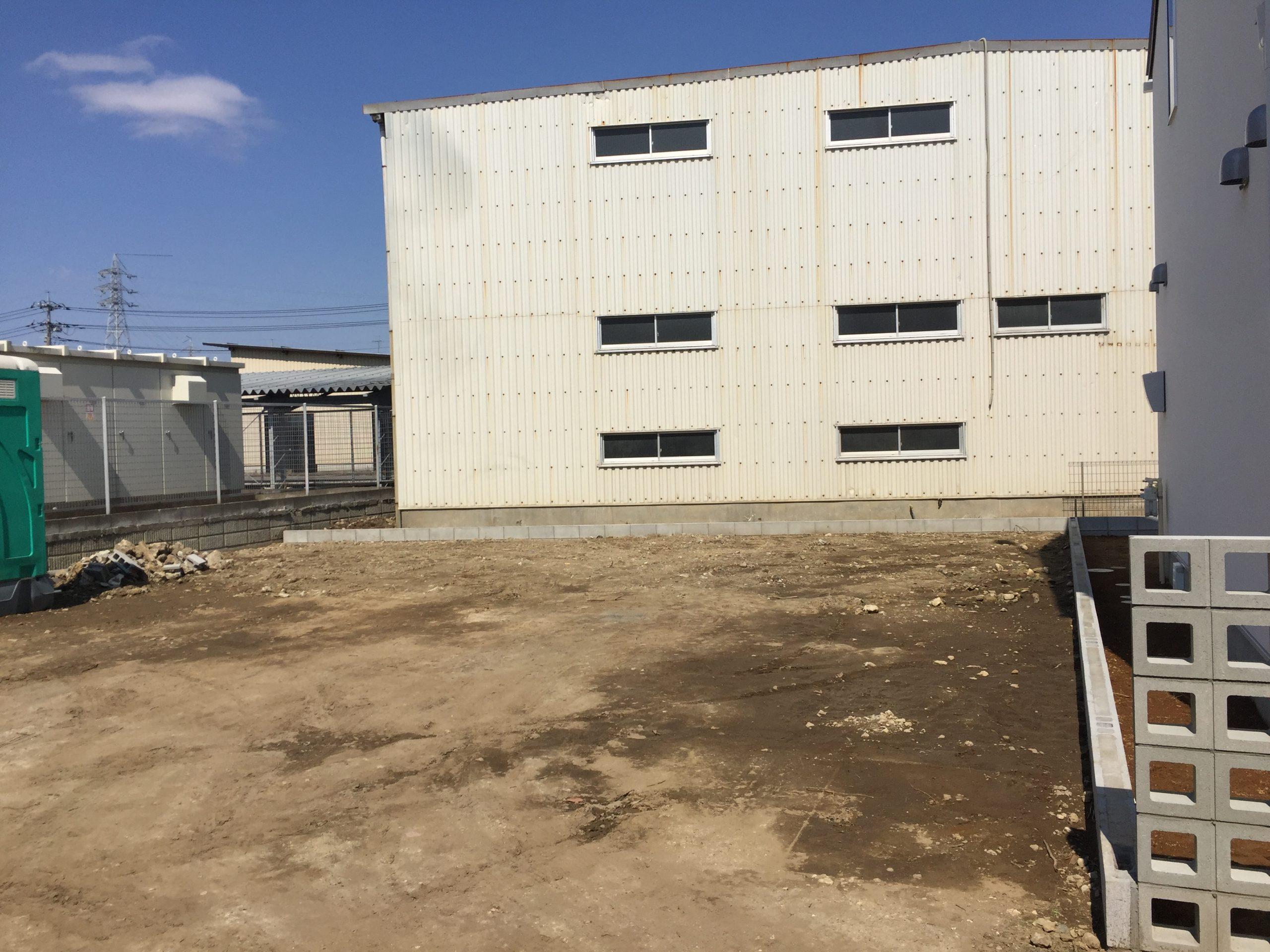 建築条件なし!人気の萩原小・茂原中学区です!